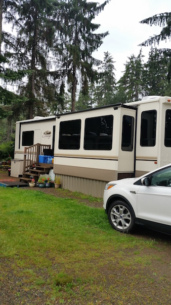 2017 Forest River Cottage 40CCK