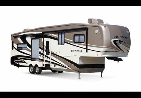 2012 Jayco Pinnacle 36KPTS