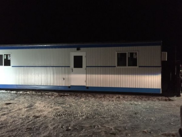 2015 Sam Edwards Skidded Office Shack 12x65