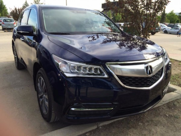 2015 Acura MDX Tech Package