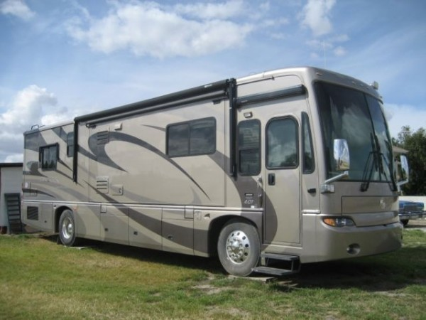 2006 National Islander 40Ft
