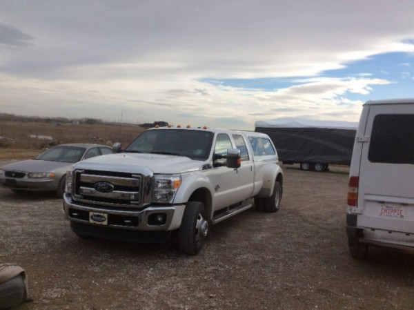 2015 Ford F-350SD Lariat Dually 4x4