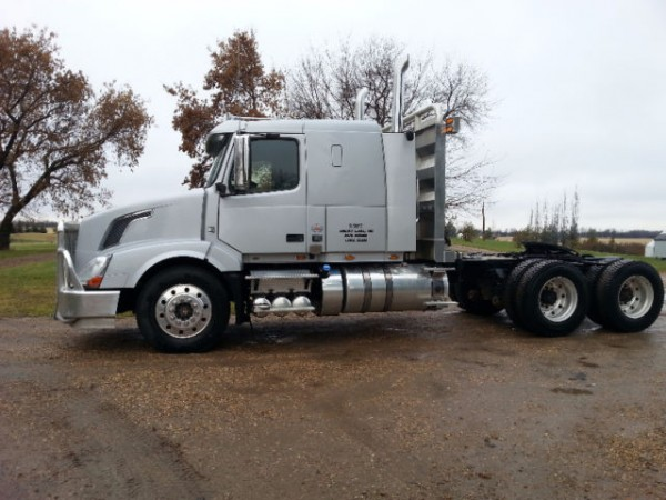 2012 Volvo 430 Heavy Spec