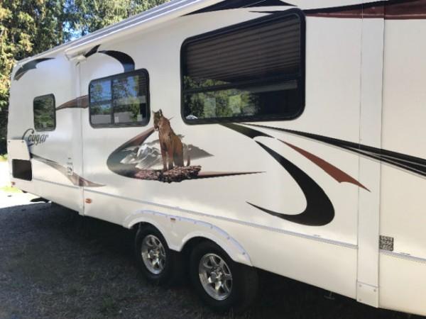 2010 Keystone Cougar 26BHWSE