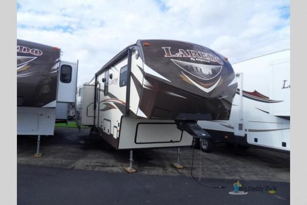 2014 Keystone Laredo 278SRL