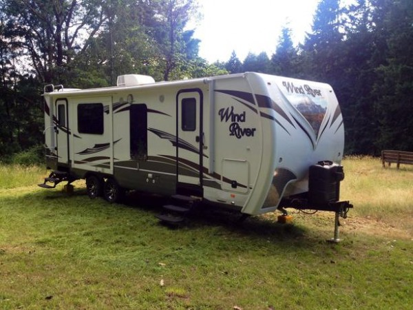 2013 Outdoor RV Wind River 240RKSW