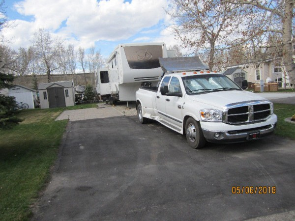2007 Dodge Ram 3500 SLT Lonestar Edition