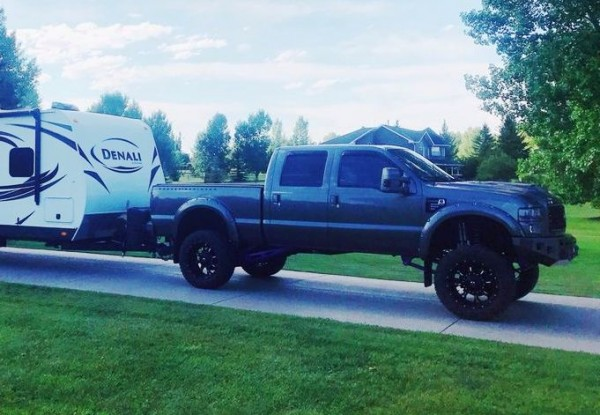 2010 Ford F-350 Loaded Blackout Edition
