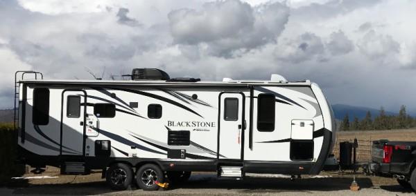 2017 Outdoors RV Blackstone 250RDS