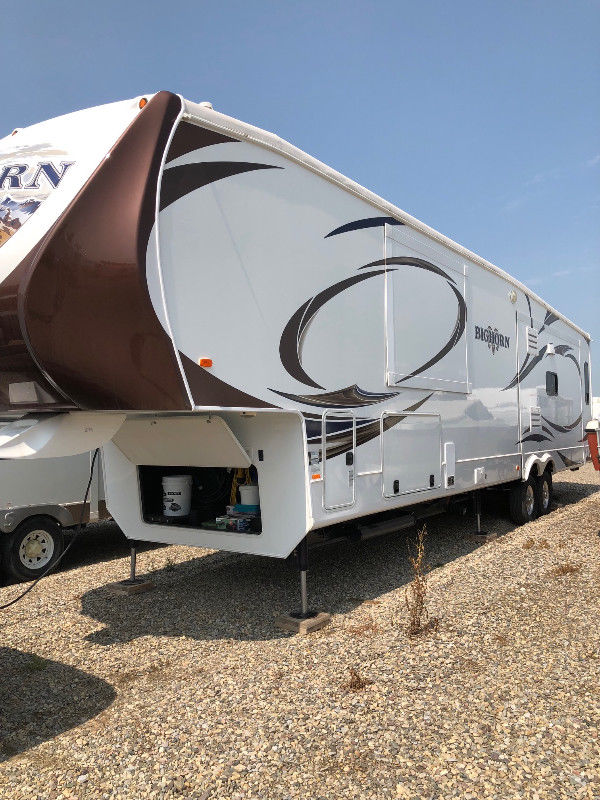 2014 Heartland Bighorn 3875FB