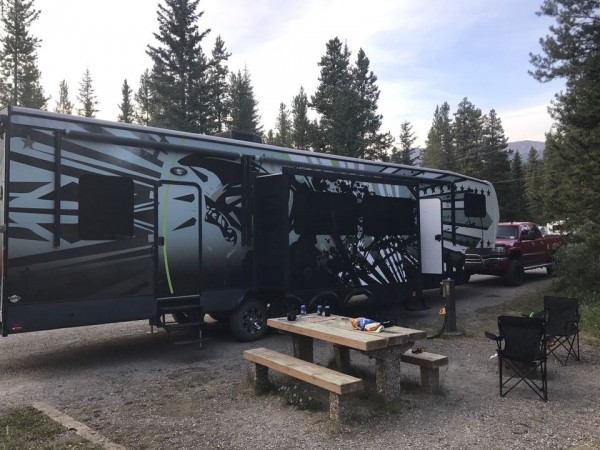 2013 Forest River XLR Thunderblt386X12