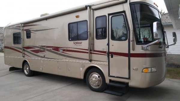 2005 Holiday Rambler  Neptune 34Ft