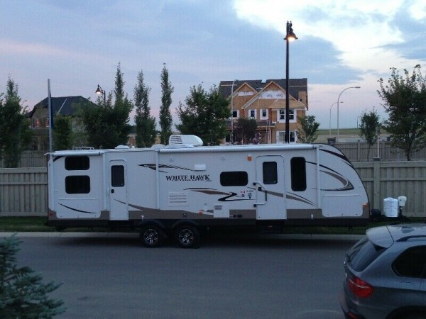 2012 Jayco White Hawk 31DSLB