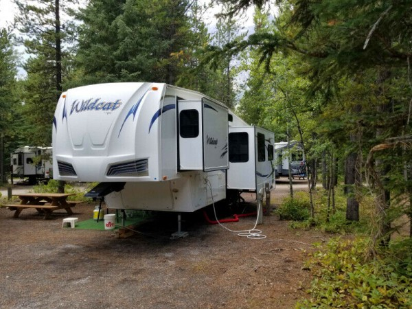 2010 Forest River Wildcat 29RLBS