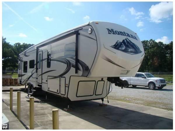 2014 Keystone Montana MK3735
