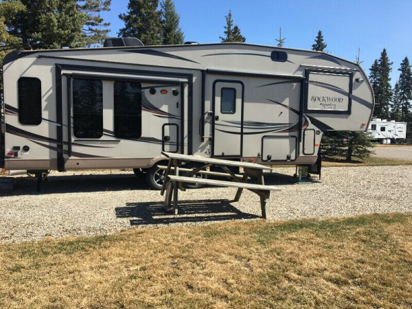 2016 Forest River Rockwood 8289WS