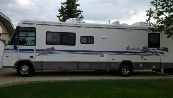 1997 Winnebago Itasca Sunrise 33RS