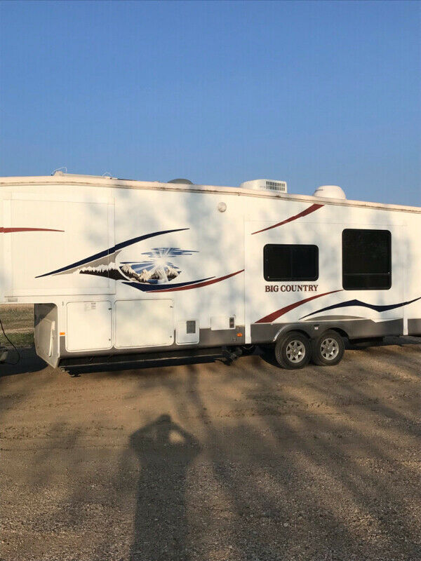 2008 Heartland Big Country 3490BHS