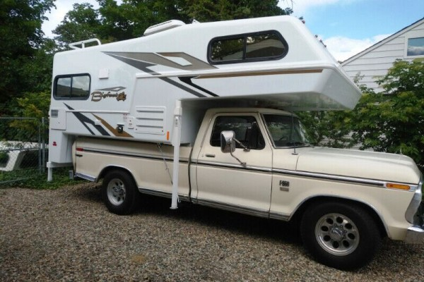 2020 Bigfoot 95FS Camper