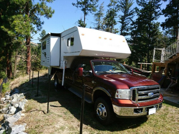 2004 Adventurer 106DBS  + 2006 F350 King Ranch DRW Truck Combo