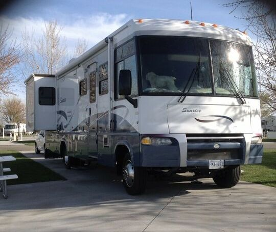 2006 Itasca Sunrise 33V
