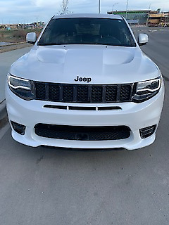 2017 Jeep Grand Cherokee SRT8