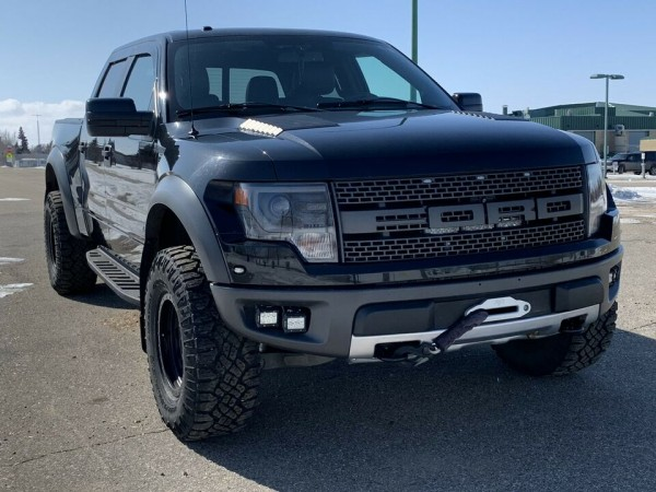 2014 Ford Raptor SVT