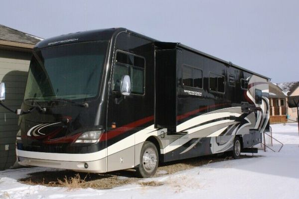 2014 Forest River Sportscoach 385DS
