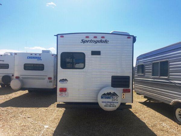 2015 Keystone Springdale 241RKWE