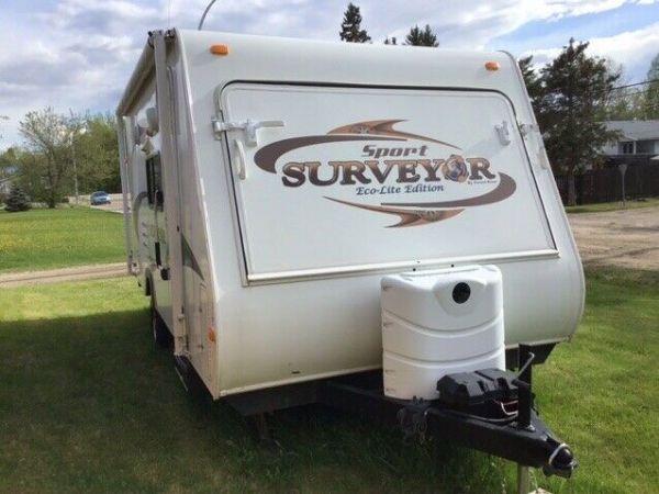 2011 Forest River Surveyor SPT191T