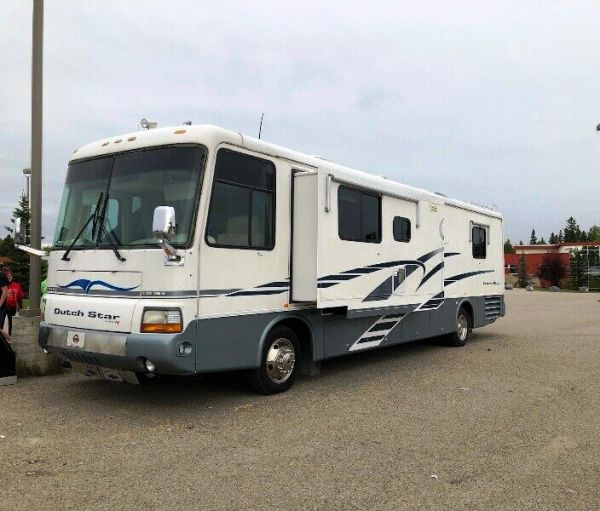 2000 Newmar Dutchstar 38Ft