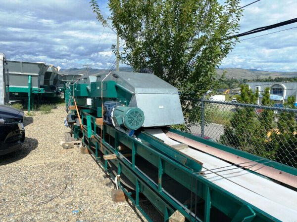 2016 Boudin & Lawson Soil Line Mixing Equipment