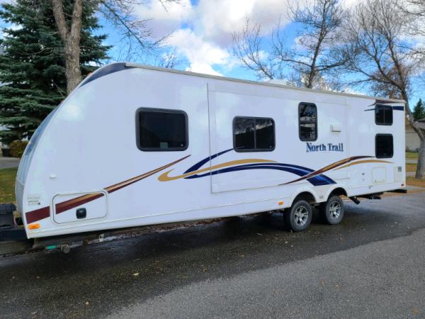 2012  Heartland  North Trail 28RBS