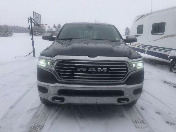 2019  Ram 1500 Laramie Longhorn 4x4
