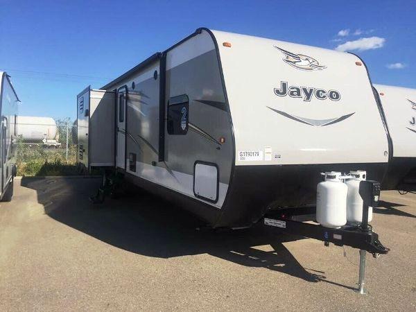 2016  Jayco  Jay Flight 33RBTS