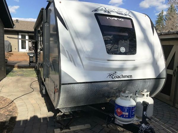 2019  Coachmen  Apex Nano 203RBK