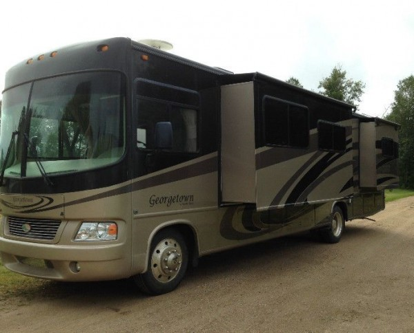 2009 Forest River Georgetown 350XL
