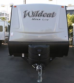 2017 Forest River Wildcat Max 255RLX