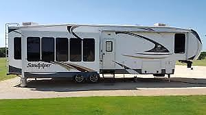 2013 Forest River Sandpiper 356RL