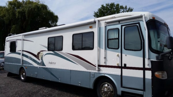 2000 Holiday Rambler Endeavour 38Ft