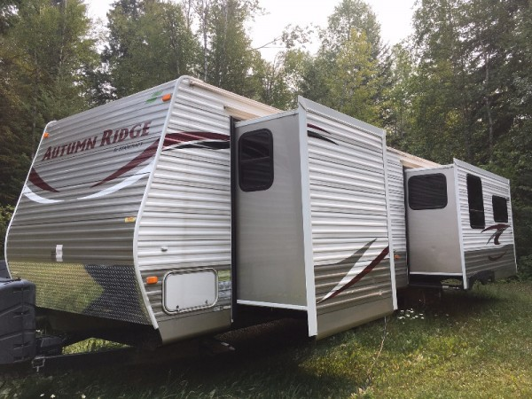 2014 Starcraft Autumn Ridge 325RISA