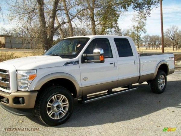 2011 Ford F350SD King Ranch