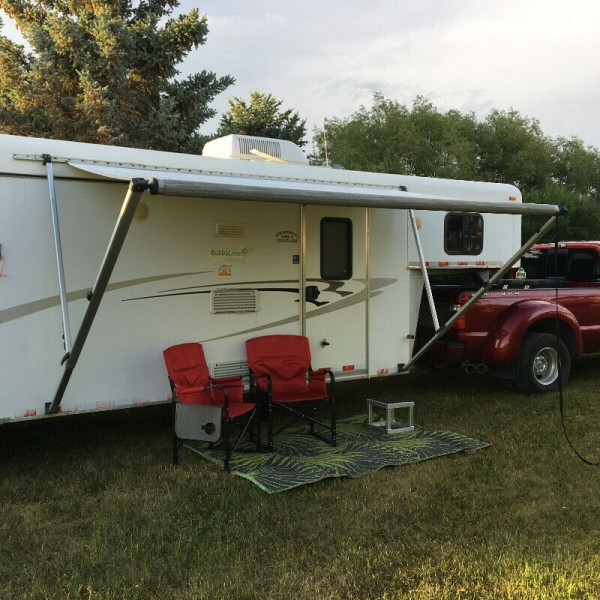 2007 Kiefer Built Horse Trailer with Living Quarters