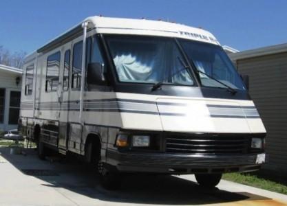 1991 Triple E Motorhome 34