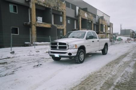 2004 Dodge Ram 2500 Laramie Quad Cab 4WD