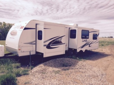 2010 Keystone Laredo 29Ft