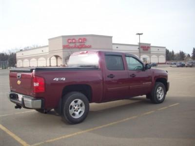 2008 Chevrolet Silverado 1500 Crew Cab 4WD