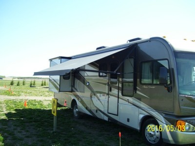 2007 Fleetwood Pace Arrow 36D