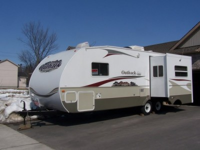 2006 Keystone Outback Sydney 30FT