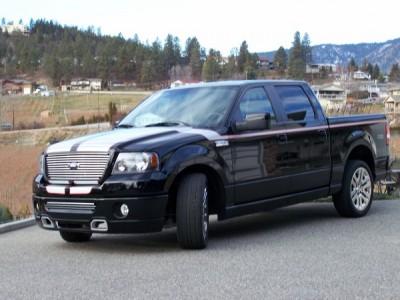 2008 Ford F-150 FOOSE